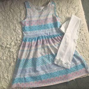 H & M- Girls Sun Dress- Sz 6